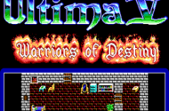 Ultima 5 im Original