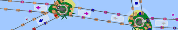 gondola - optimierte transportwege