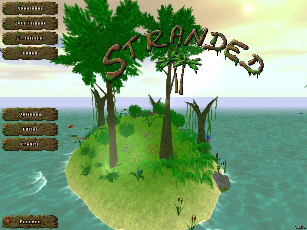 Spiel Insel Gestrandet