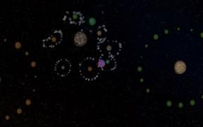 ... und steigert sich zu Monden und Planeten.