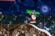 Glühwürmchen und Nagetiere machen Santa das Leben schwer.