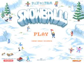 Snowball! - PixelJam Flipper