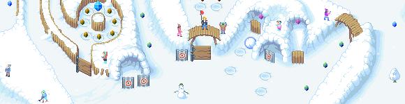 Snowball - Der Schneeball Flipper